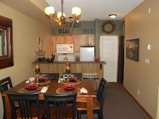 True ski in/ ski out - Lumby vacation rentals