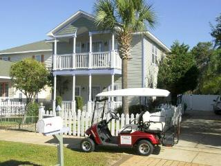 Spring/Summer VACATION in Destin ,Golf Cart,Pets Pool(No Heater) 2Kings 1Queen - Destin vacation rentals