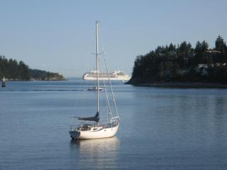 Captain J's Seaside Suite - Gibsons vacation rentals