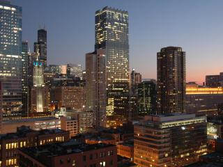 Magnificent Mile Corner Unit on 28th Floor - Chicago vacation rentals