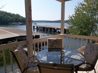 Off Season Special, Beautiful Lakefront Condo, King Bed, WiFi, Gas Grill - Lake Ozark vacation rentals