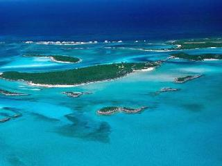 Fowl Cay Island - Private 50 acre island featuring six villas, secluded coves & white-sand beaches - The Exumas vacation rentals
