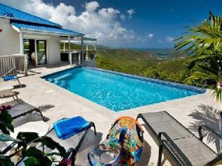 Bordeaux Breeze - Private villa with pool & spectacular Caribbean panorama - Bordeaux Mountain vacation rentals