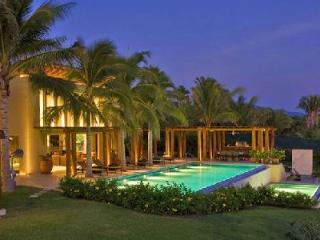 Casa Beidisia - Impressive beachfront villa with pool & in home movie theater - Punta de Mita vacation rentals