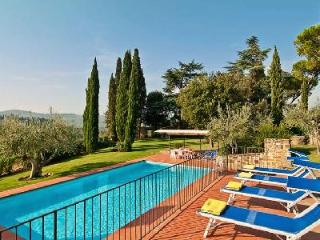 Montoro- picturesque landscape views, pristine grounds with pool - Tuscany vacation rentals