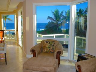 """By The Sea Vacation Villas LLC """" Villa Seaward D"""" Direct Oceanfront + Htd Pool - Lauderdale by the Sea vacation rentals"""
