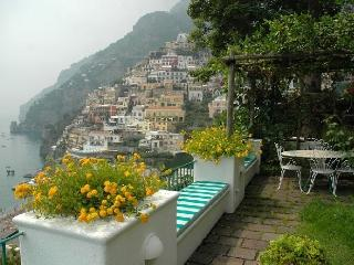 Bella Mare I rent a villa in Positano on the Amalfi coast. - Positano vacation rentals