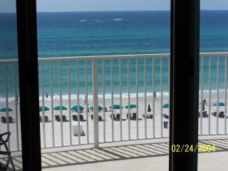 Cozy 2 Bedroom with New Carpet and Beach Service at Ocean Villa - Panama City Beach vacation rentals