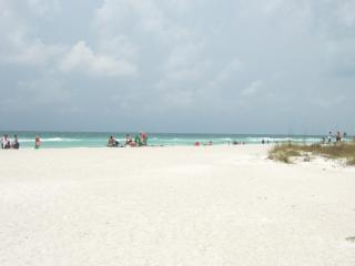 Coquina Sands, view beach from balcony, priv pool - Holmes Beach vacation rentals