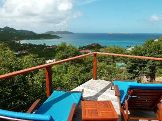 Located on the hillside with outstanding views and close to the beach WV AQU - Saint Jean vacation rentals