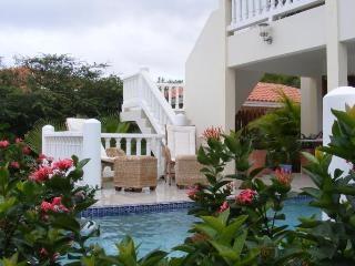 Wonderful Villa with pool in a tropical garden - Westpunt vacation rentals