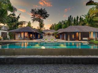 Villa Mata Air Canggu Bali Modern 5bdrm Riverside - Canggu vacation rentals