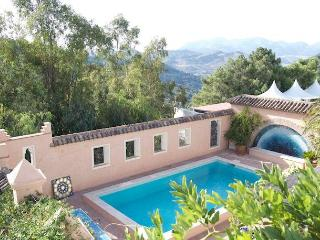 Magical village property with large pool & garden. - Gaucin vacation rentals