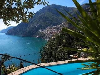 Villa Giovanni holiday rental on Amalfi coast, Italian coastal rentals with pool, Positano villas within walking distance - Positano vacation rentals