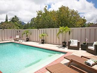 Beautiful Private Princeville Home,  Private Pool & Beautiful Mountain Views - Princeville vacation rentals