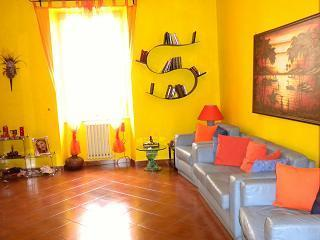 living - Lovely and cozy apartment close to downtown, - Rome - rentals