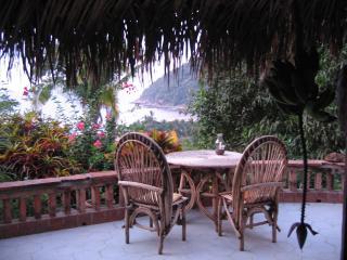 Casa Arriba,  Spectacular Palapa in Yelapa Mexico - Yelapa vacation rentals