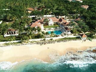 Le Chateau des Palmiers at Plum Bay, Saint Maarten - Beachfront, Pool, Tennis Court - Terres Basses vacation rentals