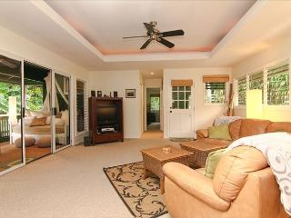 Kauai Tree House: Beautiful Haena home within a gated estate - Hanalei vacation rentals