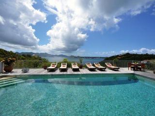 Le Mas Caraibes at Terres Basses, Saint Maarten - Ocean View, Pool, Sunrise And Sunset Views - Saint Martin-Sint Maarten vacation rentals