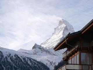 Nice Apartment with Central Heating and Satellite Or Cable TV - Zermatt vacation rentals