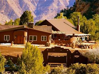 Secluded 10Acre Estate/Lodge in Zion National Park - Zion National Park vacation rentals
