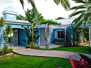 Paradise Found - Beachfront Villa, Jolly Harbour - Antigua vacation rentals