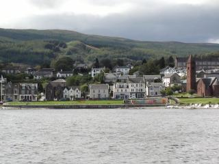 Sea View Apartment sleeps 2-4 in Dunoon Argyll - Luss vacation rentals