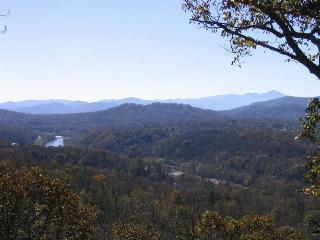 Long Range Mountain/River Views - hot tub - Asheville vacation rentals