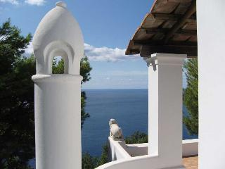 Charming Villa with Balcony and DVD Player - Capri vacation rentals
