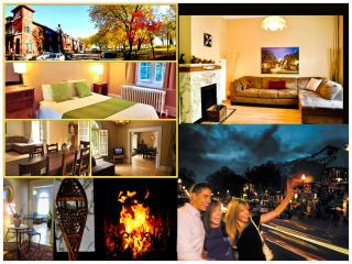 Million$$$Location-Grande Allee, Plains of Abraham - Quebec City vacation rentals
