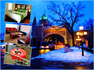 Wow! Modern Condos in Old Quebec-Walk and Enjoy - Quebec City vacation rentals