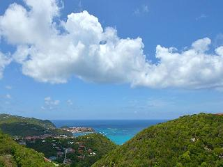 Traditional style villa with sweeping countryside and ocean views WV SVV - Colombier vacation rentals
