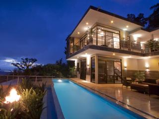 Luxury Tropical Contemporary Villa  with pool and ocean view - Uvita vacation rentals