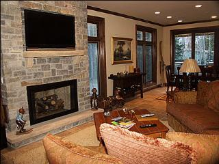 Distinguished Home, Great for the Holidays - Overlooks Creek (6042) - Vail vacation rentals