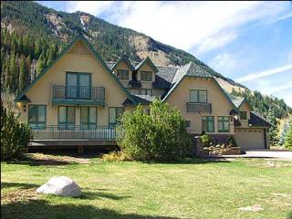 Large Luxury Home - Beautiful Mountain Backdrop (6467) - Vail vacation rentals