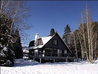 Nestled in the Mountain Woods - Fantastic Golf Course Home (4731) - Vail vacation rentals