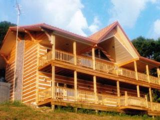 Gorgeous Cabin with Deck and Dishwasher - Derby vacation rentals