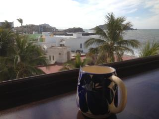 Oceanfront Historic Luxury Condo #509/ 3bd/2ba, sl - Mazatlan vacation rentals