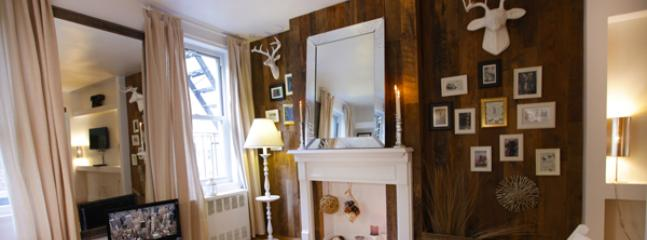 The Butter - Stylish Boutique Suite Rental in NYC - Image 1 - New York City - rentals