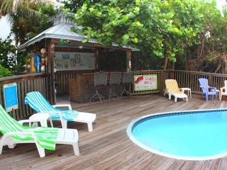 Reel Paradise - Pr Pool, Tiki Bar, Pet Friendly - Captiva Island vacation rentals