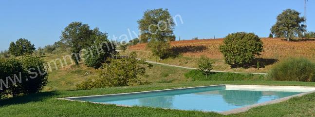 Villa Milva - Image 1 - Fabro Scalo - rentals