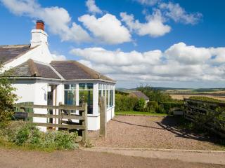 Rose Cottage,High Humbleton with spectacular views - Wooler vacation rentals