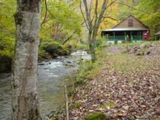 Larky Creek Lodge - Bryson City vacation rentals