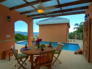 Eco Friendly Beachfront Villa - Virgin Islands National Park vacation rentals