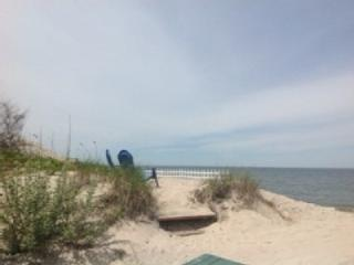 1BR Real Beach House on the Sand North Fork Wineries kayak weekend getaway Romantic - Bellport vacation rentals