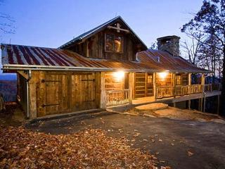 Luxury Rustic Cabin with SPECTACULAR View! - Sapphire vacation rentals