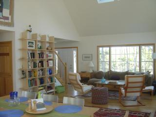 Sparkling 2005 Hilltop Contemporary - Wellfleet vacation rentals