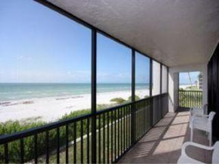 Luxury Condo on Beach Sleeps 6 Sanibel Island, FL - Sanibel Island vacation rentals