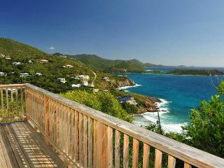 Secluded Getaway with Breathtaking Views - Cruz Bay vacation rentals